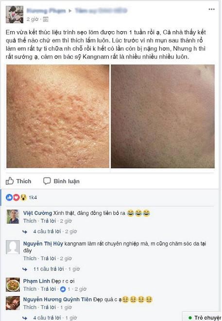 chuyên khoa sẹo