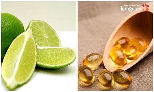 vitamin e có trị sẹo lồi không