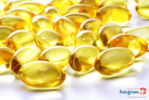 trị sẹo lồi lâu năm bằng vitamin e