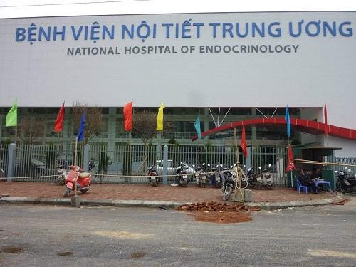bệnh viện nội tiết trung ương 1