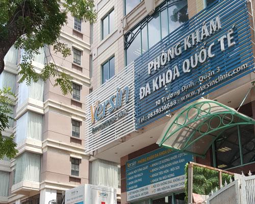 bệnh viện yersin