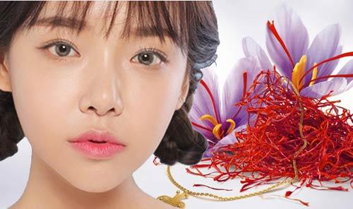 tác dụng của saffron