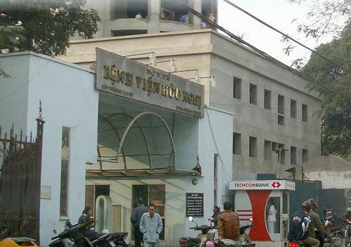 bệnh viện việt xô tuyển dụng