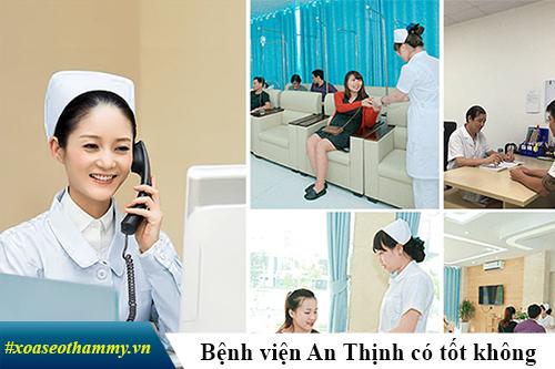 Bệnh viện An Thịnh có tốt không?