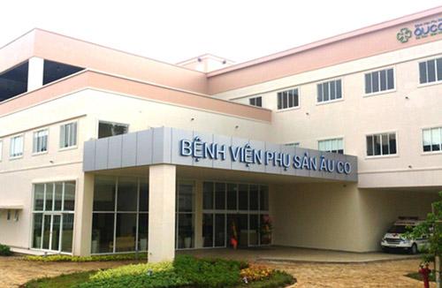 bệnh viện âu cơ đồng nai