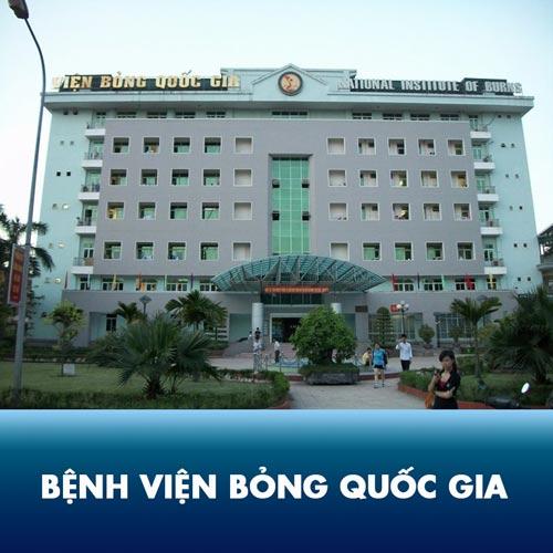 bệnh viện bỏng quốc gia