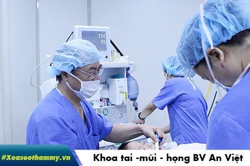 bệnh viện an việt thẩm mỹ
