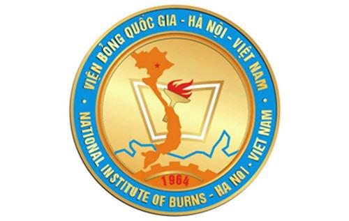 logo viện bỏng quốc gia