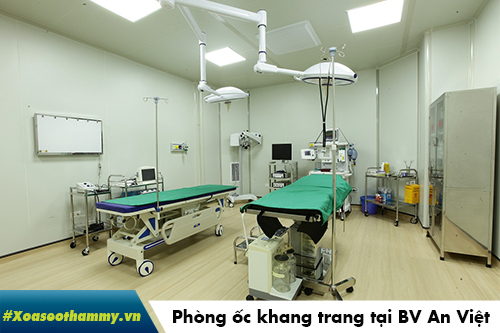 bệnh viện an việt bảng giá