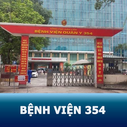 bệnh viện 354