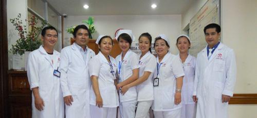 khoa khám bệnh bệnh viện hồng đức